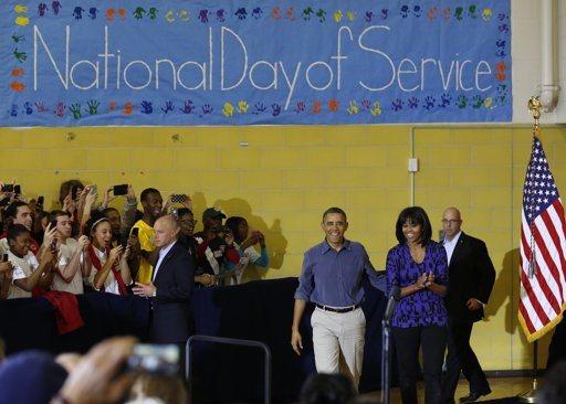 Obama Service