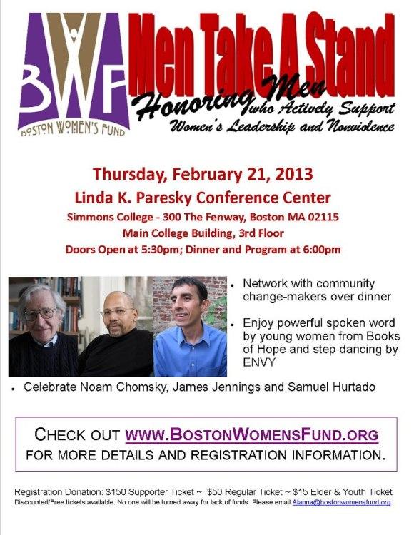 Boston Women's Fund Event