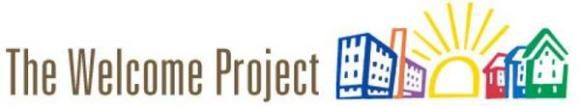 Welcome Project Logo