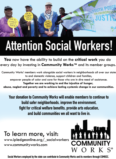 Attention Social Workers!