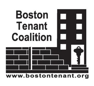 boston tenant coalition logo
